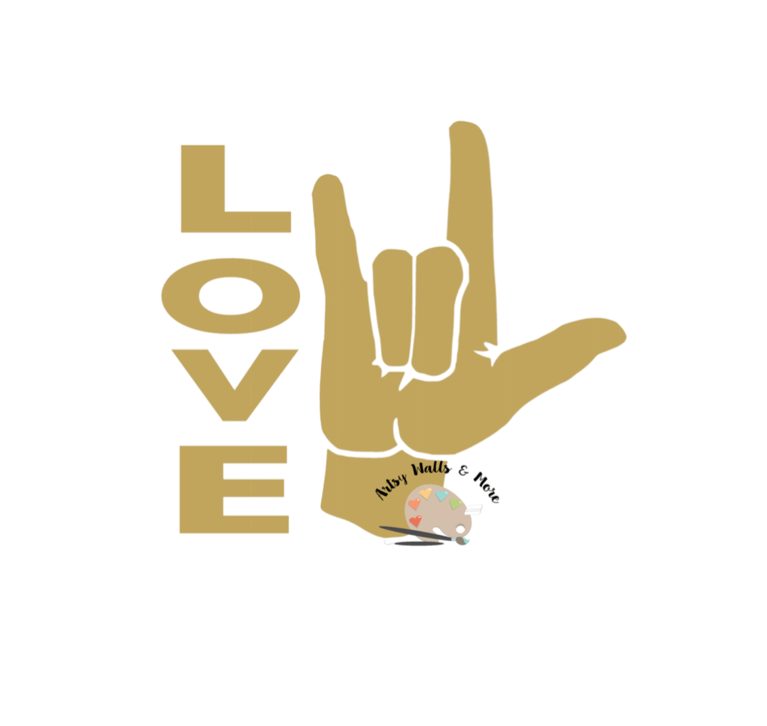 Download I love you sign language SVG, clipart cut file, svg png ...