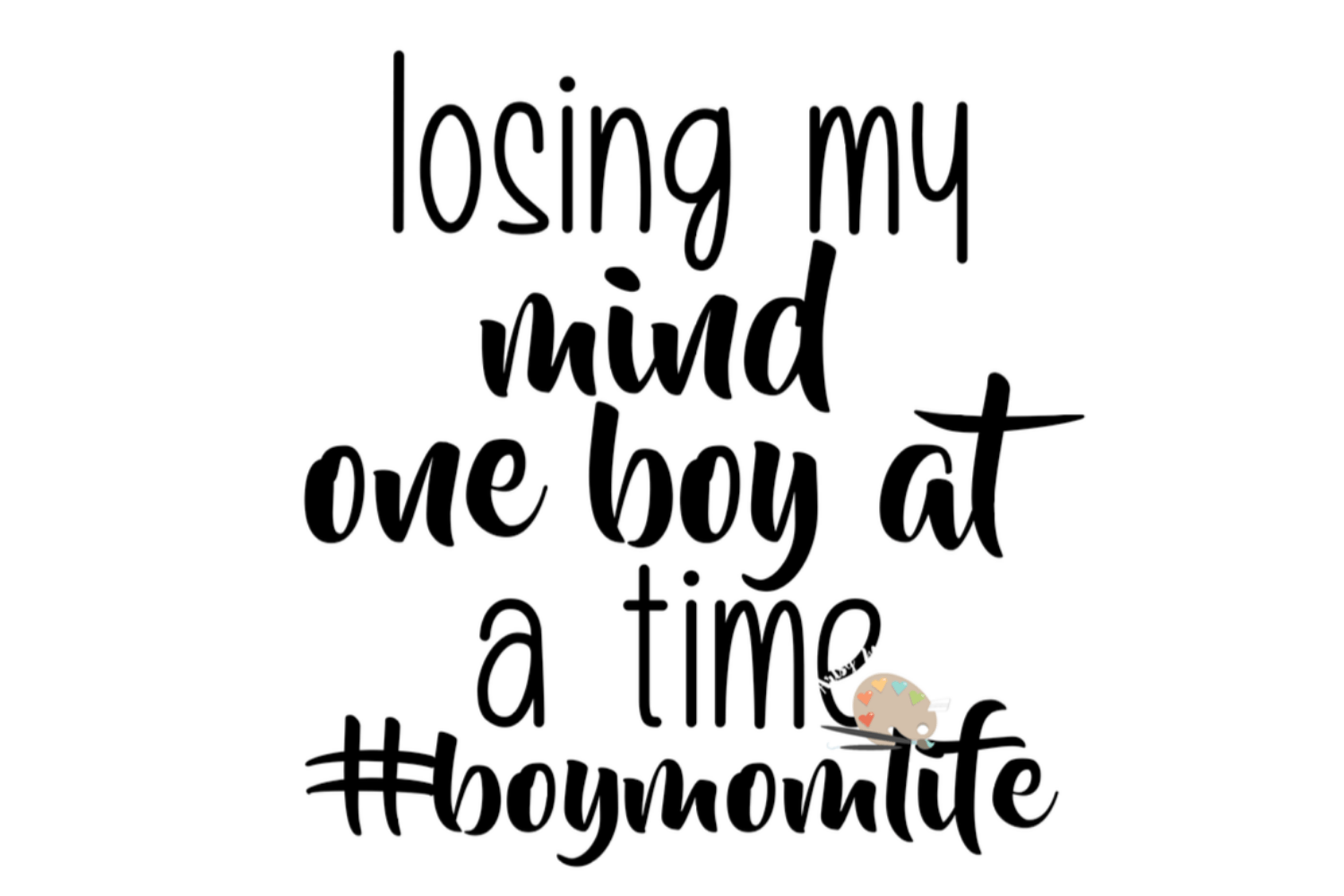 Funny Boy Mom Svg Boy Mom Life Svg Boymomlife Momlife Svg