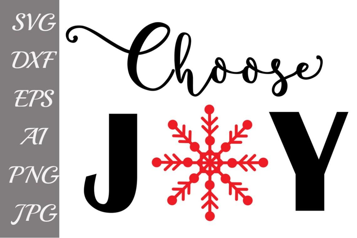 Download Choose Joy Svg (44488)   Illustrations   Design Bundles