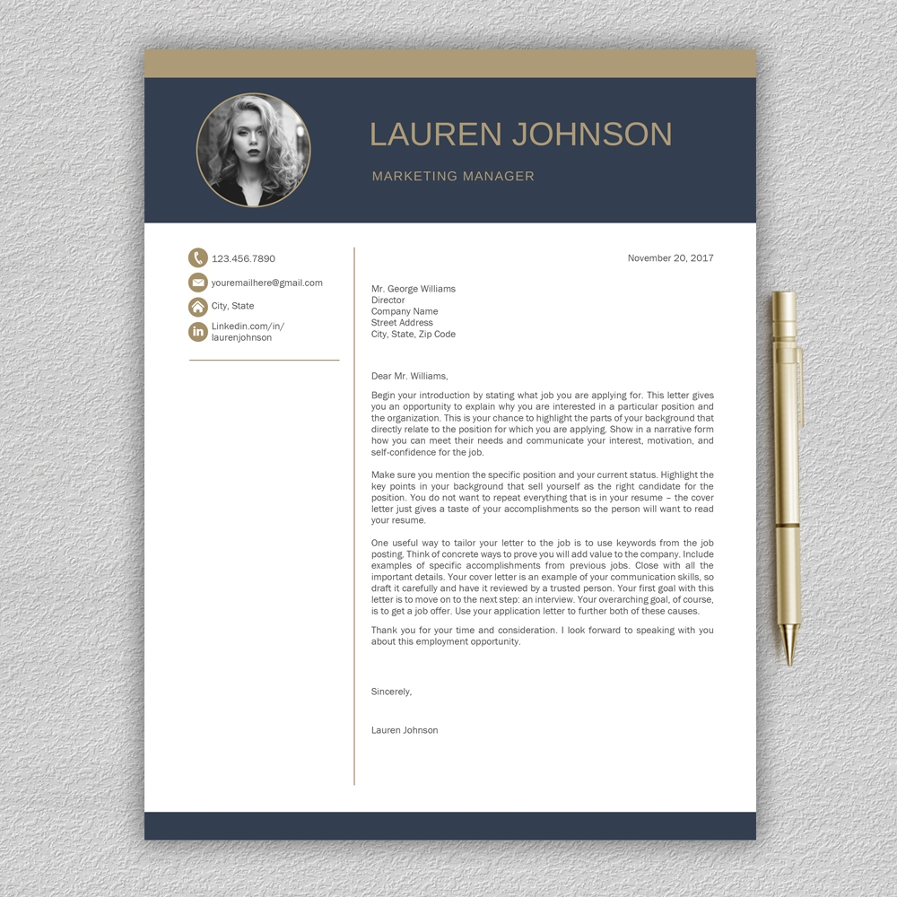 cover letter of resume maker