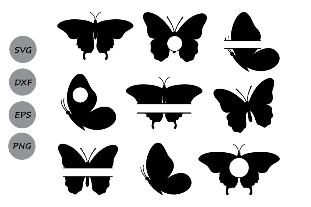 medium resolution of butterfly svg butterfly monogram svg butterflies svg butterfly clipart butterfly silhouette