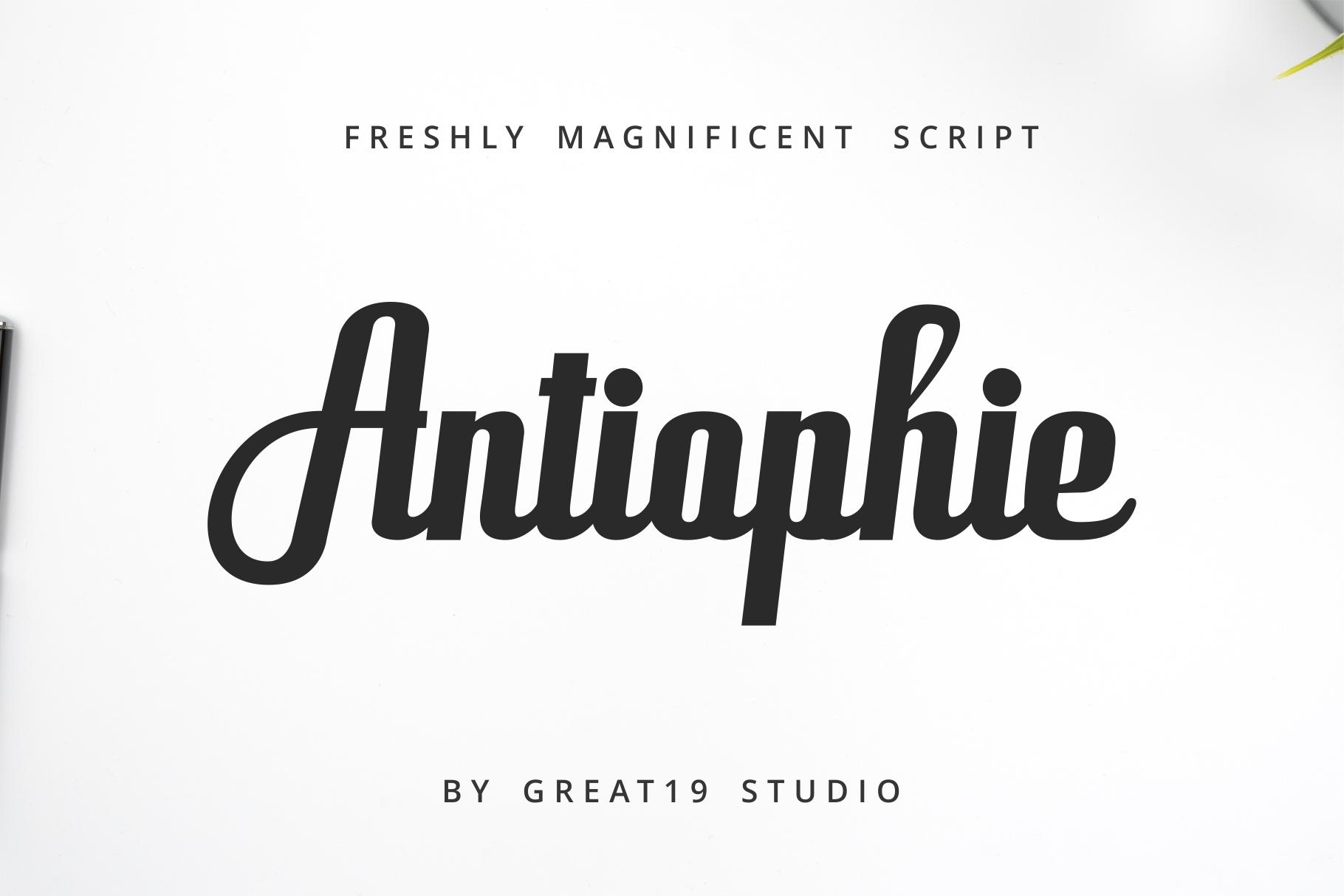 Antiophie Script