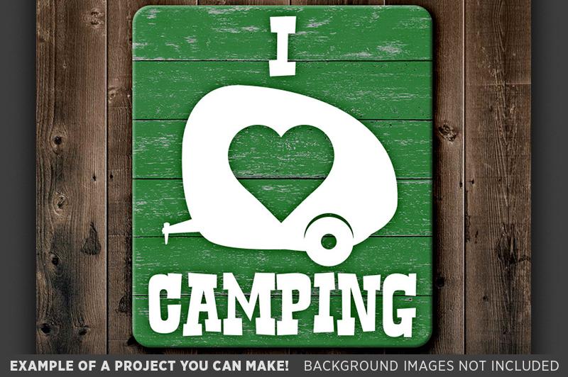 Download I Love Camping SVG File - Camper Svg - Camping Svg - Heart ...