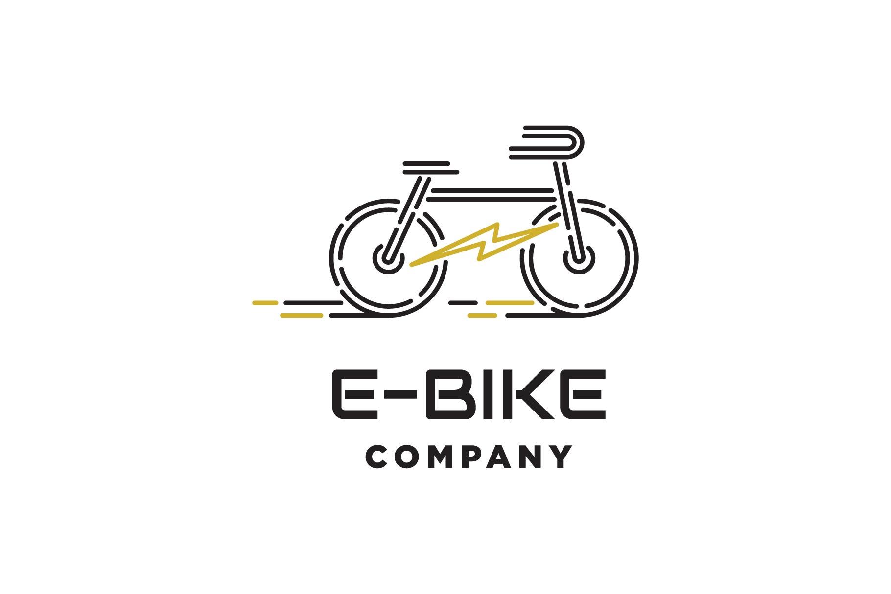 Electric Bike Logo