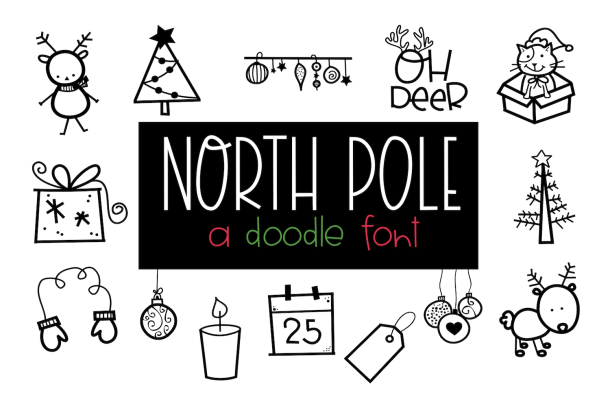 North Pole by KA Designs