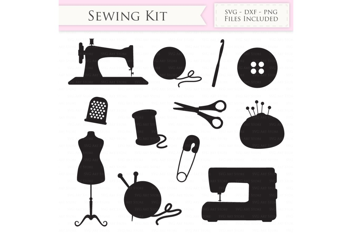 Download Sewing Machine SVG Knitting svg cutting files Cricut and ...