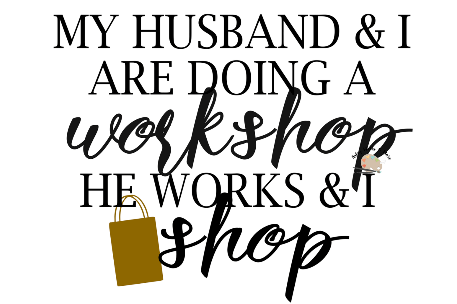 Funny Woman Svg Funny Wife Svg Shopping Svg Black Friday Svg