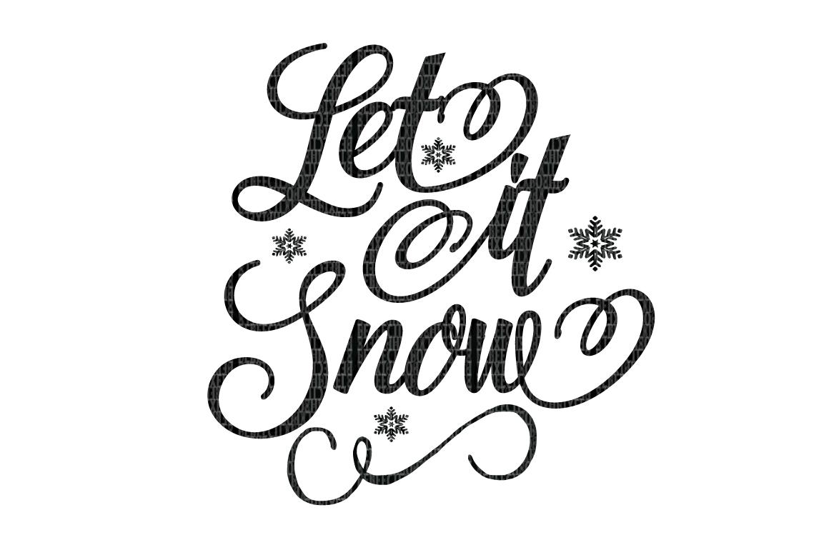 Christmas SVG Files Monogram Frame Cut Files Heat Transfer