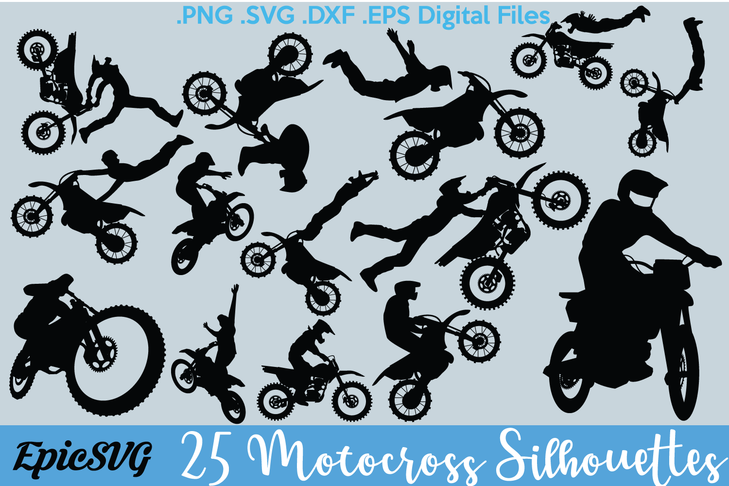 hight resolution of eps dxf png dirtbike