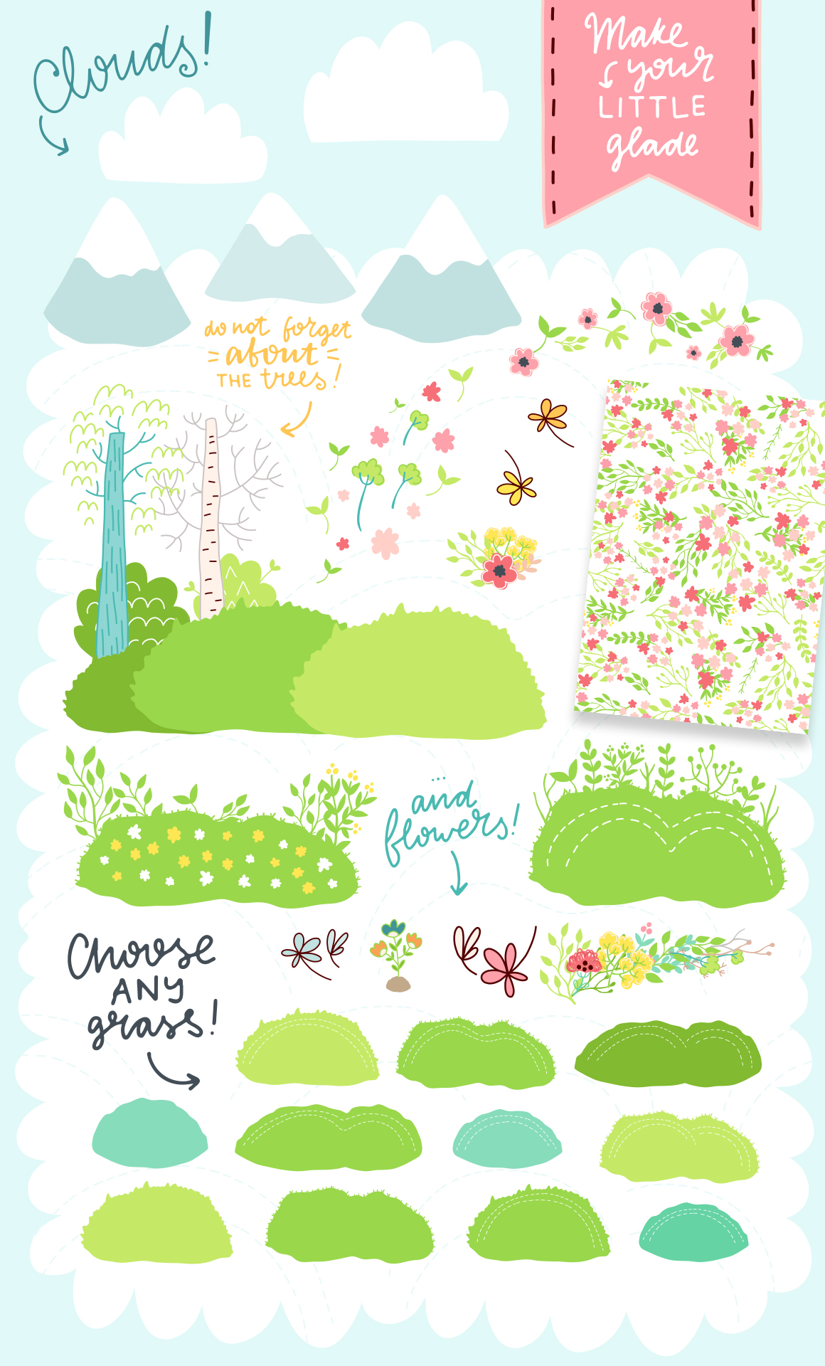 Spring Is Here Graphics Amp Patterns