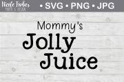 jolly juice svg cut file