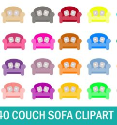 40 couch clipart sofa clipart furniture clipart example image 1 [ 1200 x 800 Pixel ]