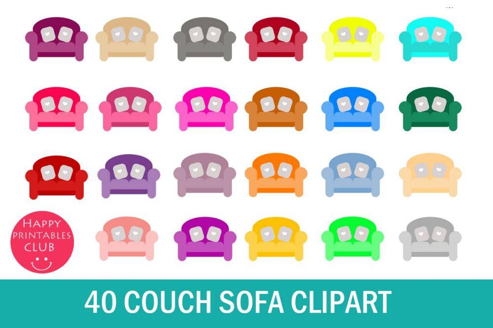 medium resolution of 40 couch clipart sofa clipart furniture clipart example image 1