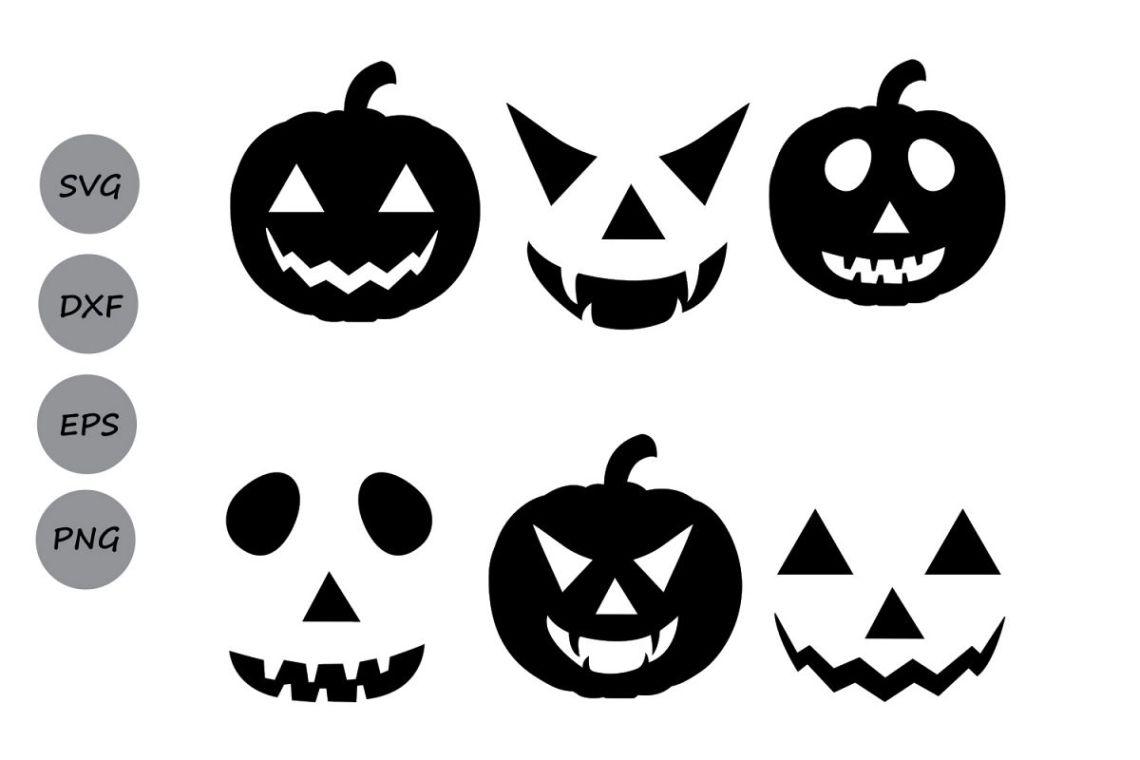 Download Halloween Pumpkin Svg, Pumpkin Faces Svg, Pumpkin Svg ...