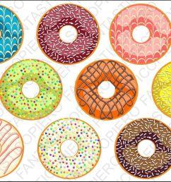 donut clip art doughnut clipart jpg files and png files sweet dessert clipart transparent backgroun [ 1163 x 775 Pixel ]