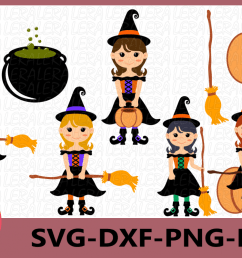 witch clipart witch svg halloween svg halloween witches example image 1 [ 1200 x 800 Pixel ]