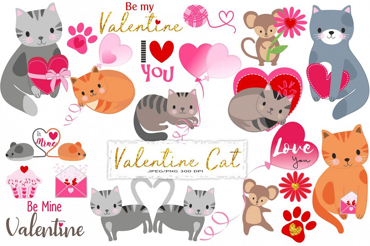 hight resolution of cat clipart image