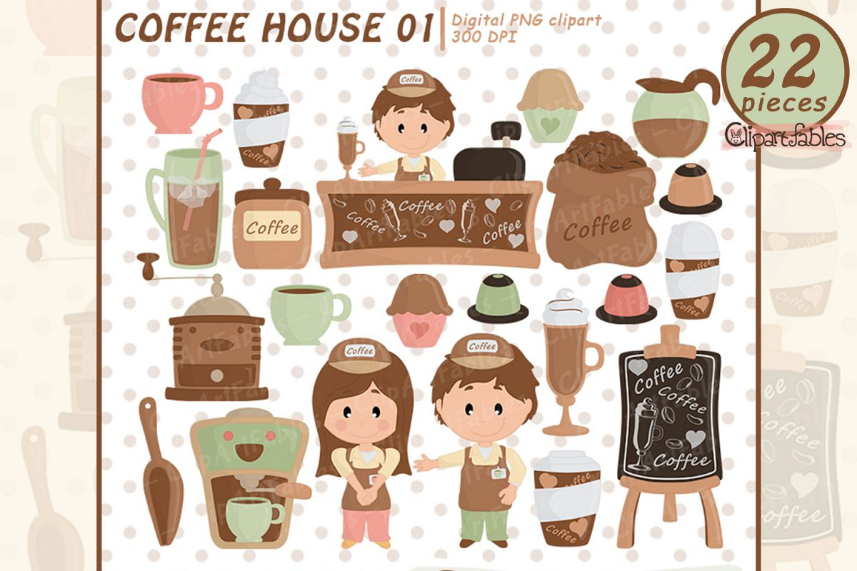 hight resolution of coffee clipart coffee shop clip art espresso latte party example image 1