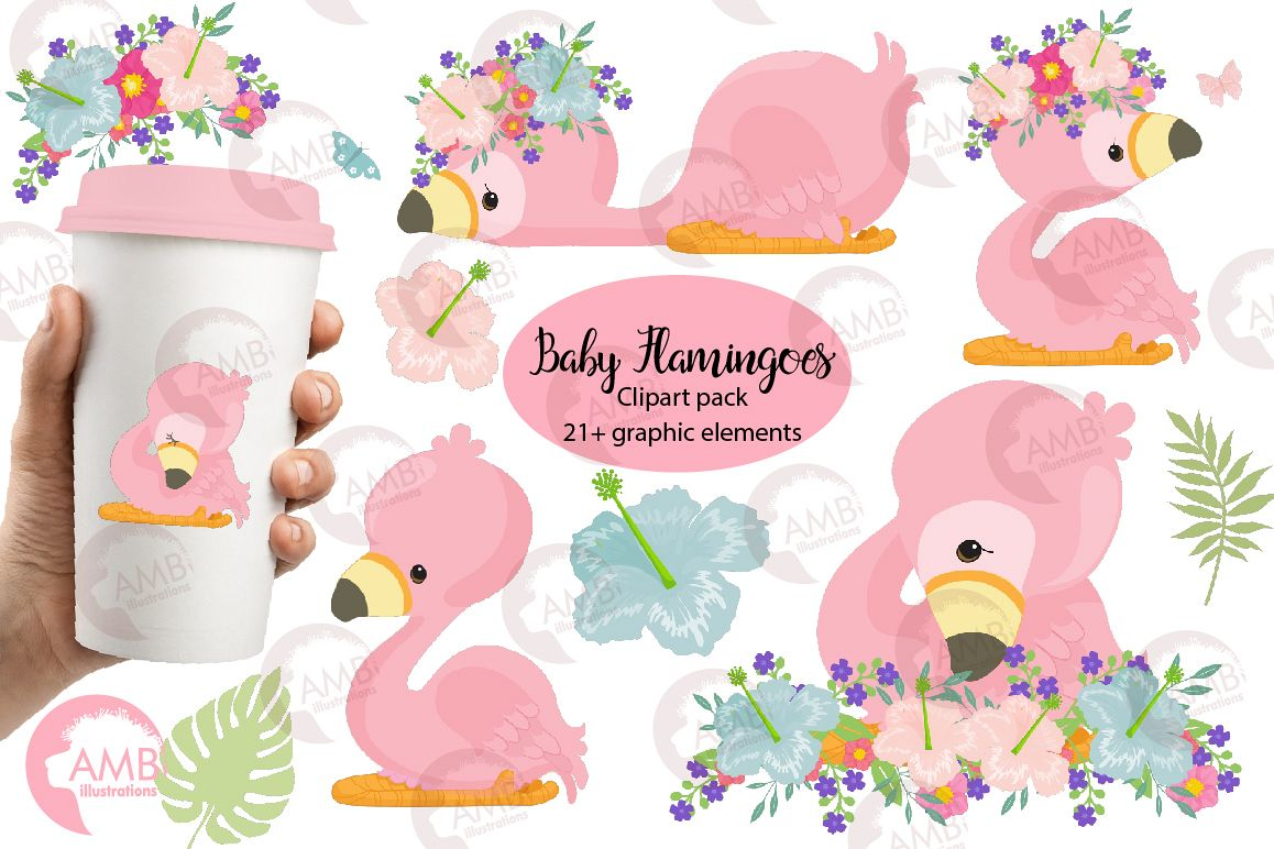 hight resolution of flamingo clipart baby flamingo clipart amb 2470 example image 1