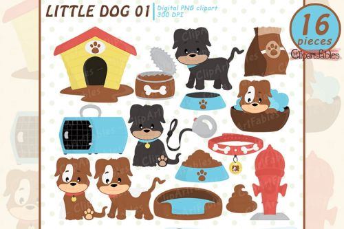 small resolution of cute dog clipart puppy clip art pet baby dogs paws example image