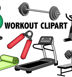 workout clipart example image 1 [ 1200 x 799 Pixel ]