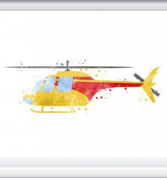 helicopter printable watercolor helicopter print printable helicopter wall art instant download helicopter [ 1201 x 800 Pixel ]