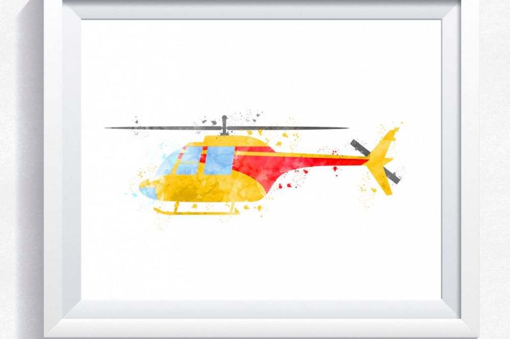 medium resolution of helicopter printable watercolor helicopter print printable helicopter wall art instant download helicopter