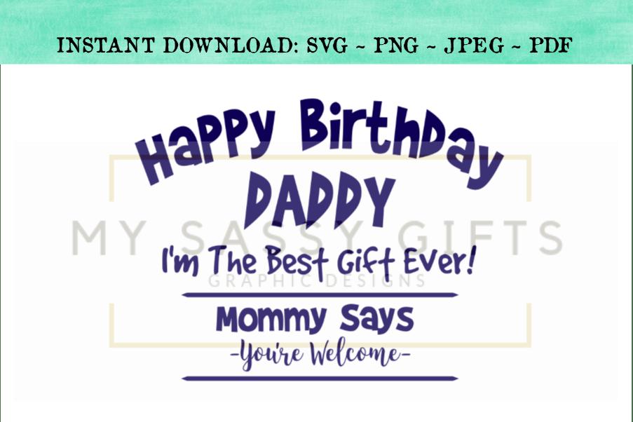 happy birthday daddy or