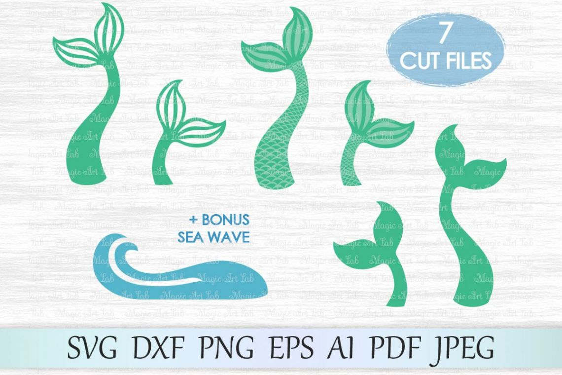 Download Free Mermaid Svg Files For Cricut