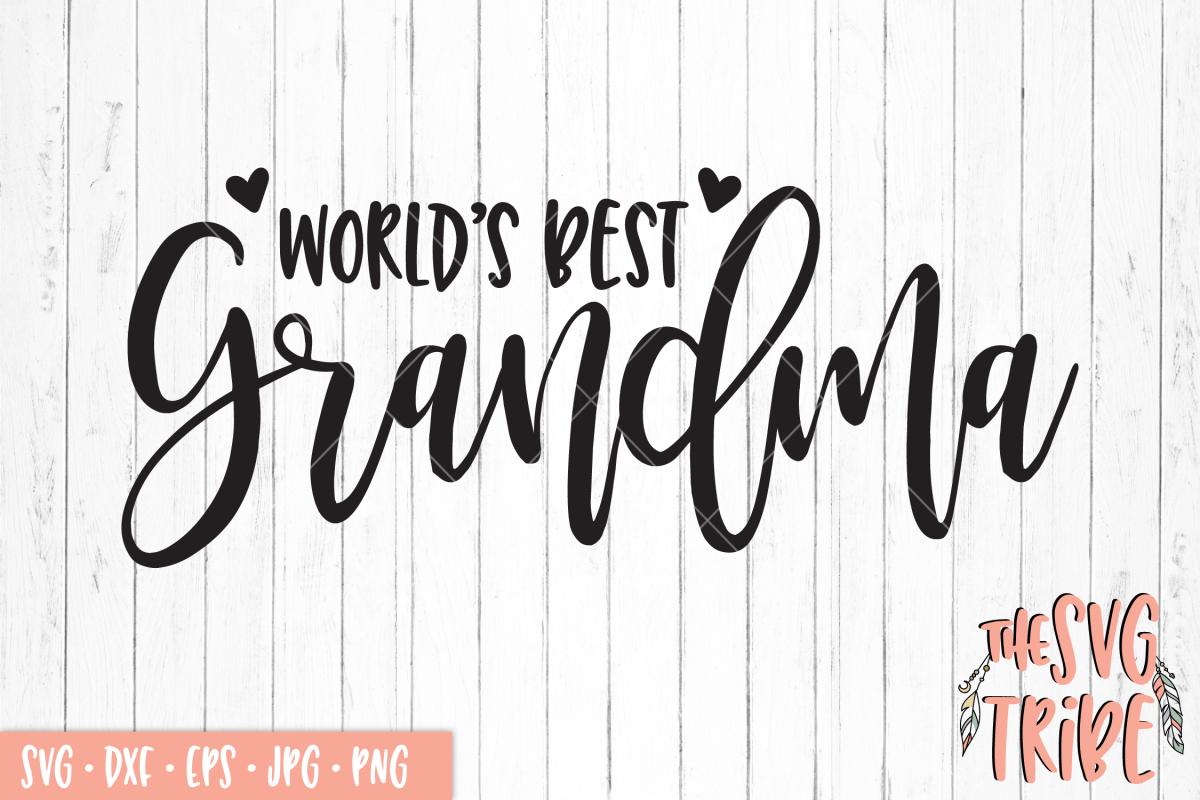world s best grandma