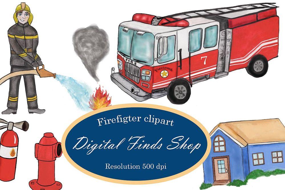 medium resolution of firefighter clipart fireman clipart fire truck clipart png example image 1