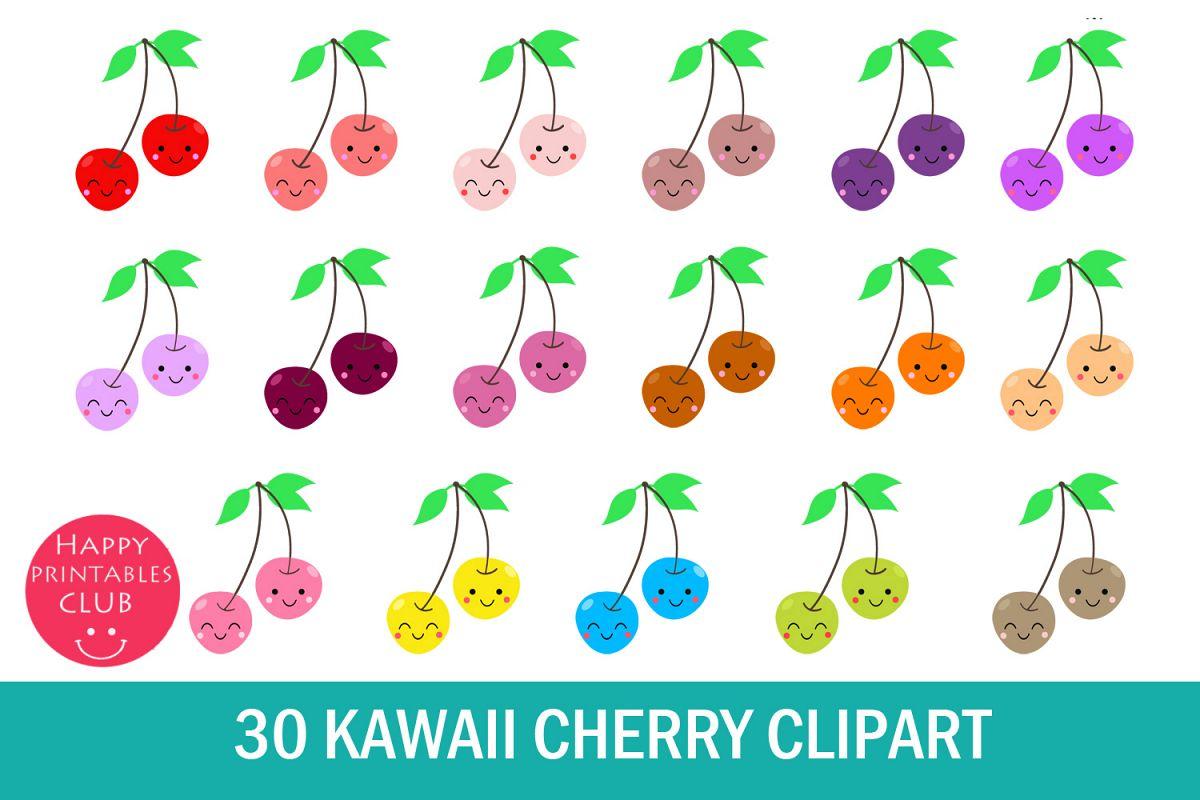hight resolution of 30 kawaii cherry clipart cherry fruit clipart kawaii example image 1