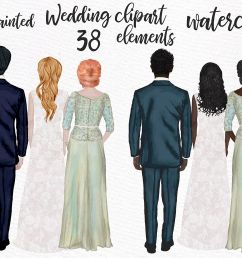 wedding clipart wedding dress mother of the bride clipart example image 1 [ 1162 x 774 Pixel ]