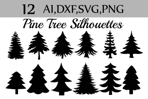 small resolution of svg pine tree clipart example image 1