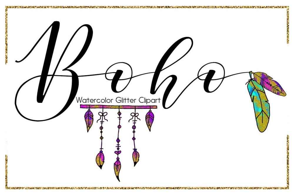 medium resolution of boho brush strokes digital clipart indian clipart circle arrow clipart planner