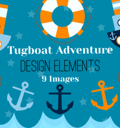 tugboat graphics illustrations clipart example image 1 [ 1158 x 772 Pixel ]