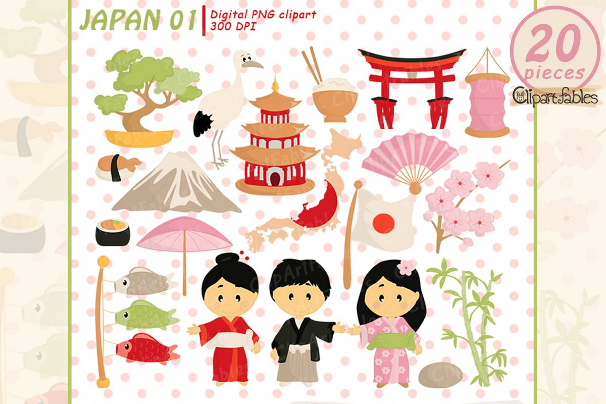 hight resolution of japan tradition clipart japanese clip art cute travel art example image 1