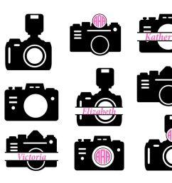camera svg camera monogram svg photography svg photography monogram camera clipart  [ 1200 x 800 Pixel ]