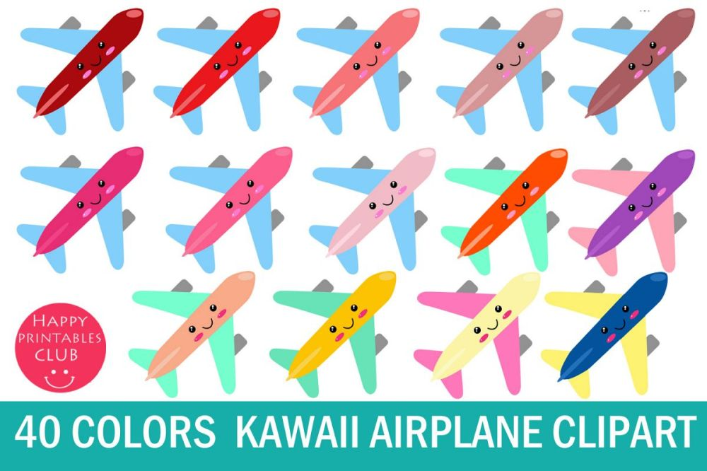 medium resolution of 40 kawaii airplane clipart plane clipart images kawaii plane example image 1