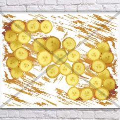 Kitchen Prints Danze Parma Faucet Fruit Print Banana Paper Food And Vegetable Wall Mural Posters Modern Minimal Art