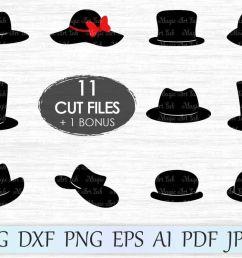 hat svg hats clipart photo booth bowler svg cowboy hat svg  [ 1200 x 800 Pixel ]
