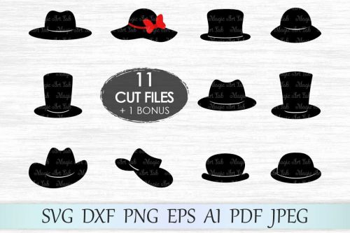 small resolution of hat svg hats clipart photo booth bowler svg cowboy hat svg