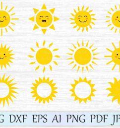 sun svg sun clipart cute sun svg file sun face svg example image [ 1201 x 800 Pixel ]