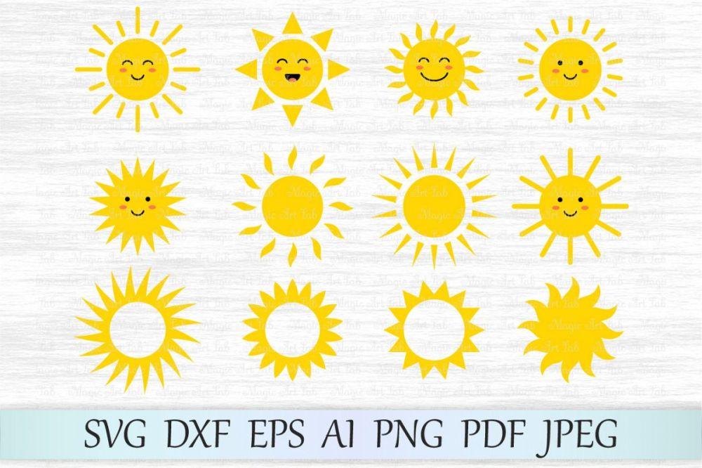medium resolution of sun svg sun clipart cute sun svg file sun face svg example image