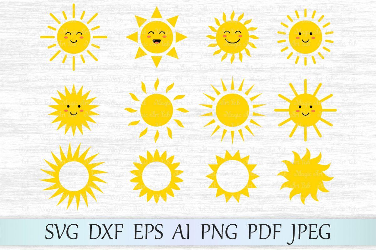 hight resolution of sun svg sun clipart cute sun svg file sun face svg example image