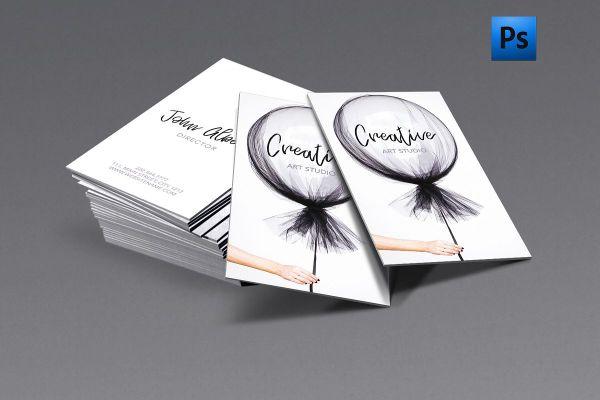 Creative Business Cards #dbu36 - Agneswamu
