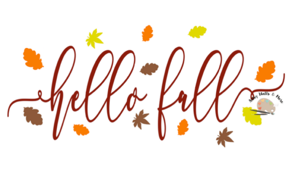 Its Fall Yall Wallpaper Hello Fall Svg Cut File Fall Leaves Svg Thanksgiving Svg