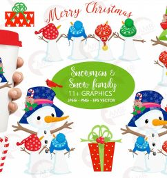 snowman clipart christmas clipart frosty the snowmen clipart snowman family snowman clipart [ 1200 x 800 Pixel ]