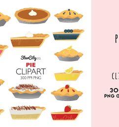 pie clipart graphics pumpkin pie lemon meringne example image 1 [ 1200 x 800 Pixel ]