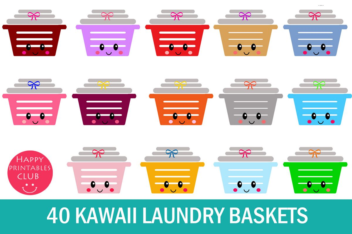 hight resolution of 40 kawaii laundry basket clipart laundry basket clipart example image 1